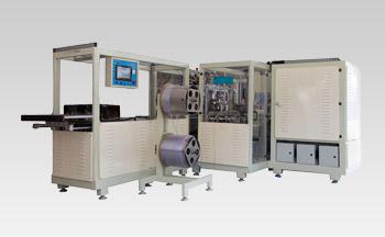 医疗引流尿袋全自动高周波成型机