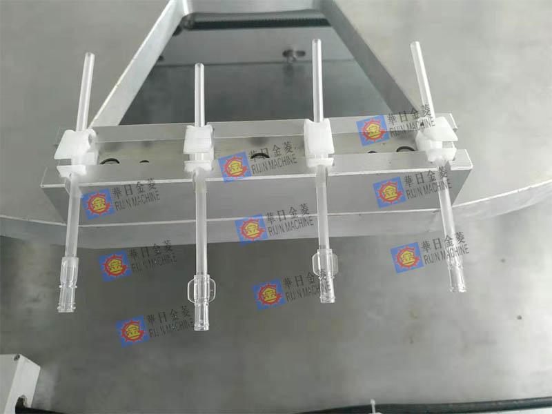 废液袋管夹自动组装机