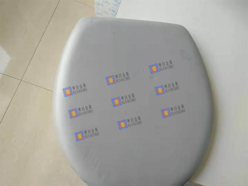 马桶盖吸塑包装熔接样品