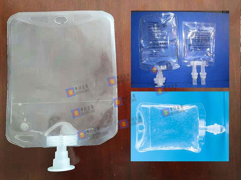 医用PE输液袋样品