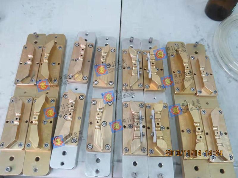高周波输液袋焊接模具